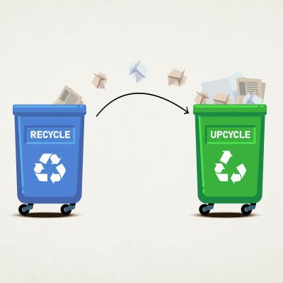 Up-cycling is the need of future